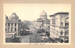 Calcutta India Clive Street Calcutta Clive Street