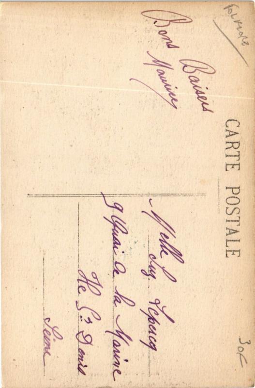 CPA Jeune Breton FRANCE FOLKLORE (788983)