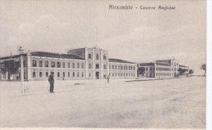 ALEXANDRIE, Egypt, 1900-1910´s; Caserne Anglaise