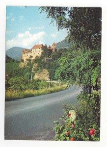 Italy Bolzano Castel Roncolo Runklestein Castle Vintage J F Amonn Postcard 4X6