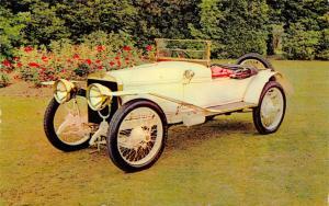 Postcard, Vintage Car 1912 Hispano-Suiza Alfonso XIII, Montagu Motor Museum 75S