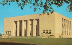 Postcard War Memorial Building Jackson Mississippi