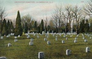 WASHINGTON D.C. 1900-1910s; Arlington Cemetery