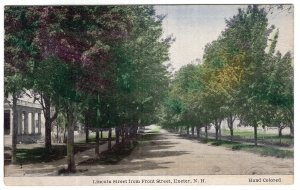 Exeter, N.H., Lincoln Street from Front Street