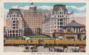 Hotel Dennis, Atlantic City, New Jersey, PU-1929