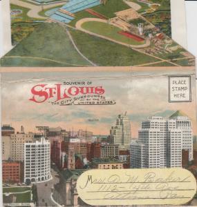 ST. LOUIS, Missouri, 1910s