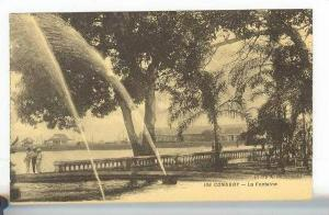 CONAKRY , Guinea, La Fontaine, 1910s