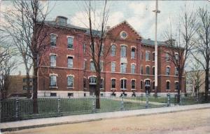 Massachusetts East Boston The Emerson School 1907