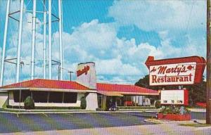Florida St Augustine Marty´s Restaurant