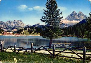 Italy Postcard Q64