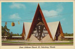 Grace Lutheran Church, St. Petersburg, Florida, United States, PU-1964