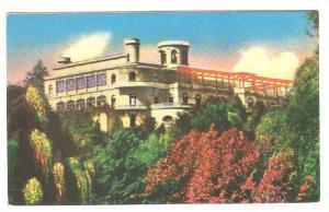 Castillo De Chapultepec, D.F., Mexico, 40-60s