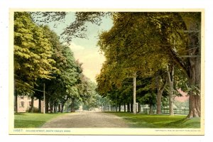 MA - South Hadley. College Street