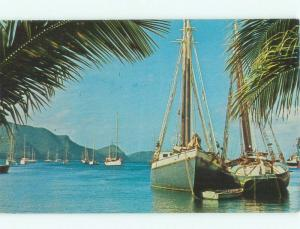 Pre-1980 NICE VIEW Bequia - St. Vincent And The Grenadines i4043