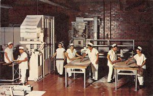 Young Bread Bakers Boys Town, Nebraska, USA Occupation 1966