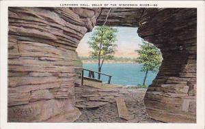 Wisconsin Luncheon Hall Dells Of The Wisconsin River