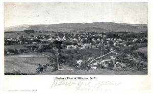 18456    Aerial View of Millerton NY