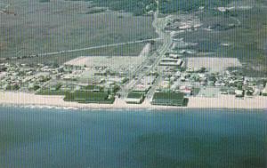 Massachusetts Salisbury Beach Aerial View
