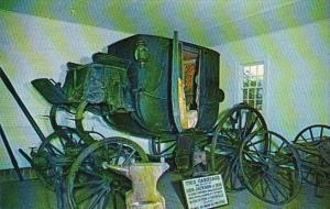 General Jacksons Carriage At The Hermitage Nashville Tennessee