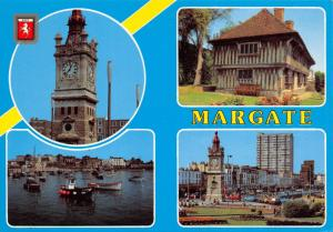 Postcard Margate Kent Multi View by Elgate Products L86