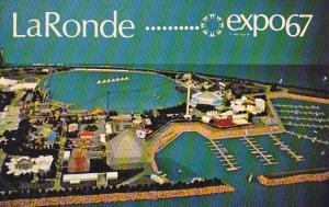 Canada Montreal Expo 67 La Ronde