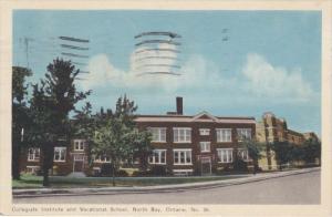 Collegiate Institute & Vocational School , LONDON , Ontario , Canada , PU-1950