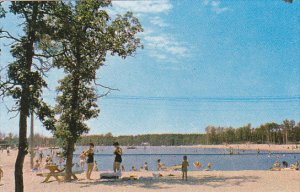 Canada The Oasis Beach Winnipeg Manitoba