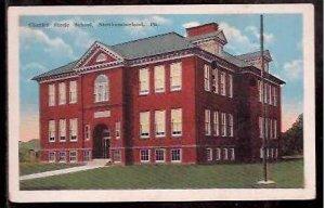 PA Northumberland Charles Steele School