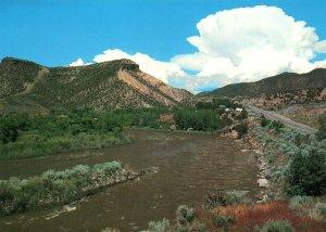 Rio Grande River North of Espanola,NM BIN