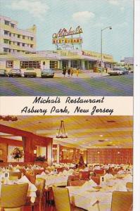 Michael's Restaurant Asbury Park New Jersey 1970