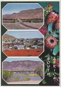 Road to S.W.A. Vioolsdrift, Orange River, Town of Springbok, Bridge On Border...