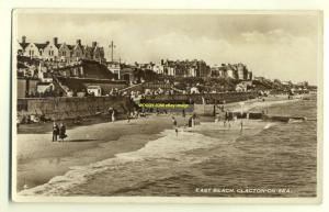 tp2728 - East Beach , Clacton-on-Sea , Essex - postcard