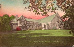 New Jersey Ridgewood The West Side Presbyterian Church 1947