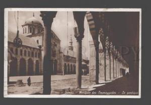 088933 SYRIA Damas Mosquee des Ommeyyades Le portique