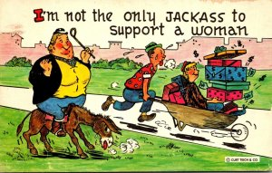 Humour I'm Not The Only Jackass To Support A Woman