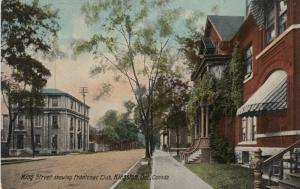 KINGSTON , Ontario, Canada, 00-10s ; King Street at Frontenac Club