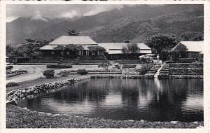 CONGO BELGE, Africa, 10-20s; Ruwenzori Hotel