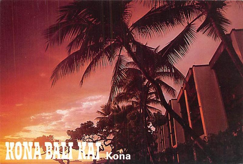 Kona Bali Kai - Hawaii