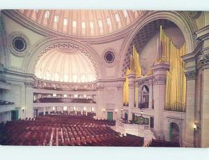 Unused 1964 FIRST CHURCH OF CHRIST SCIENTIST Boston Massachusetts MA L3205