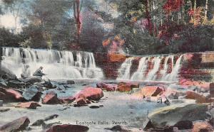 Cumbria Eastgate Falls, Penrith, cascade, waterfall