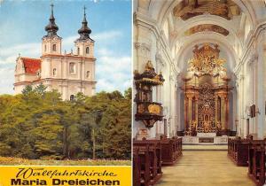 Wallfahrtskirche Maria Dreieichen Church Altar Interior view