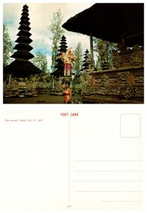 The serene Taman Ajun of Bali, Indonesia