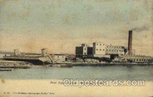 Beet Sugar Factory Menominee, MI, USA Factory 1907