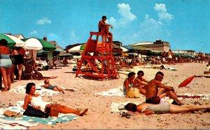 Maryland Ocean City Bathing Beach