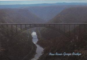 West Virginia Fayette County New River Gorge National River Bridge