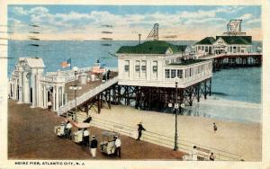 NJ - Atlantic City. Heinz Pier