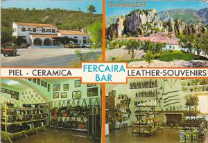 Fercaira Bar Piel Ceramica Guadalest Alicante Spain