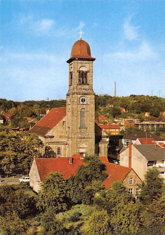 Ibbenbueren St Mauritius Kirche Church