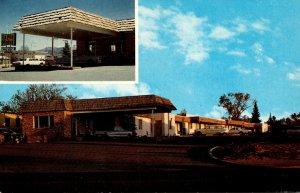 New Mexico Santa Fe Le Paz Motel