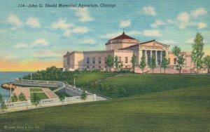 USA John G. Shedd Memorial Aquarium Chicago 04.87